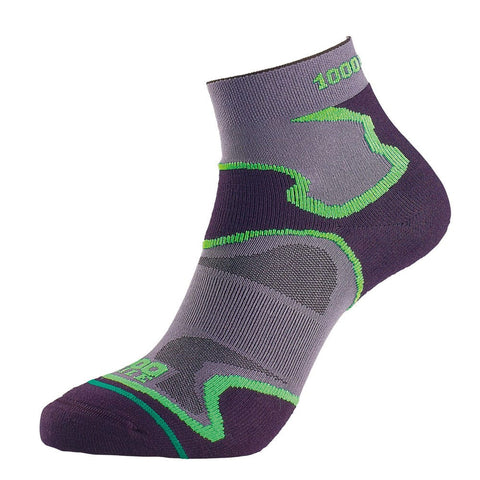 Men's Fusion Double Layer Anklet Sock