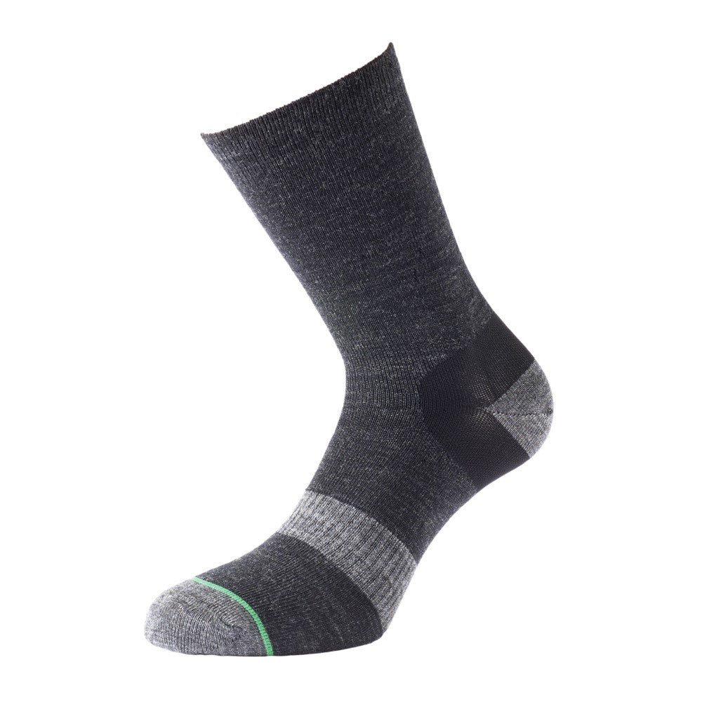 Men's Approach Double Layer Sock with Heel Power