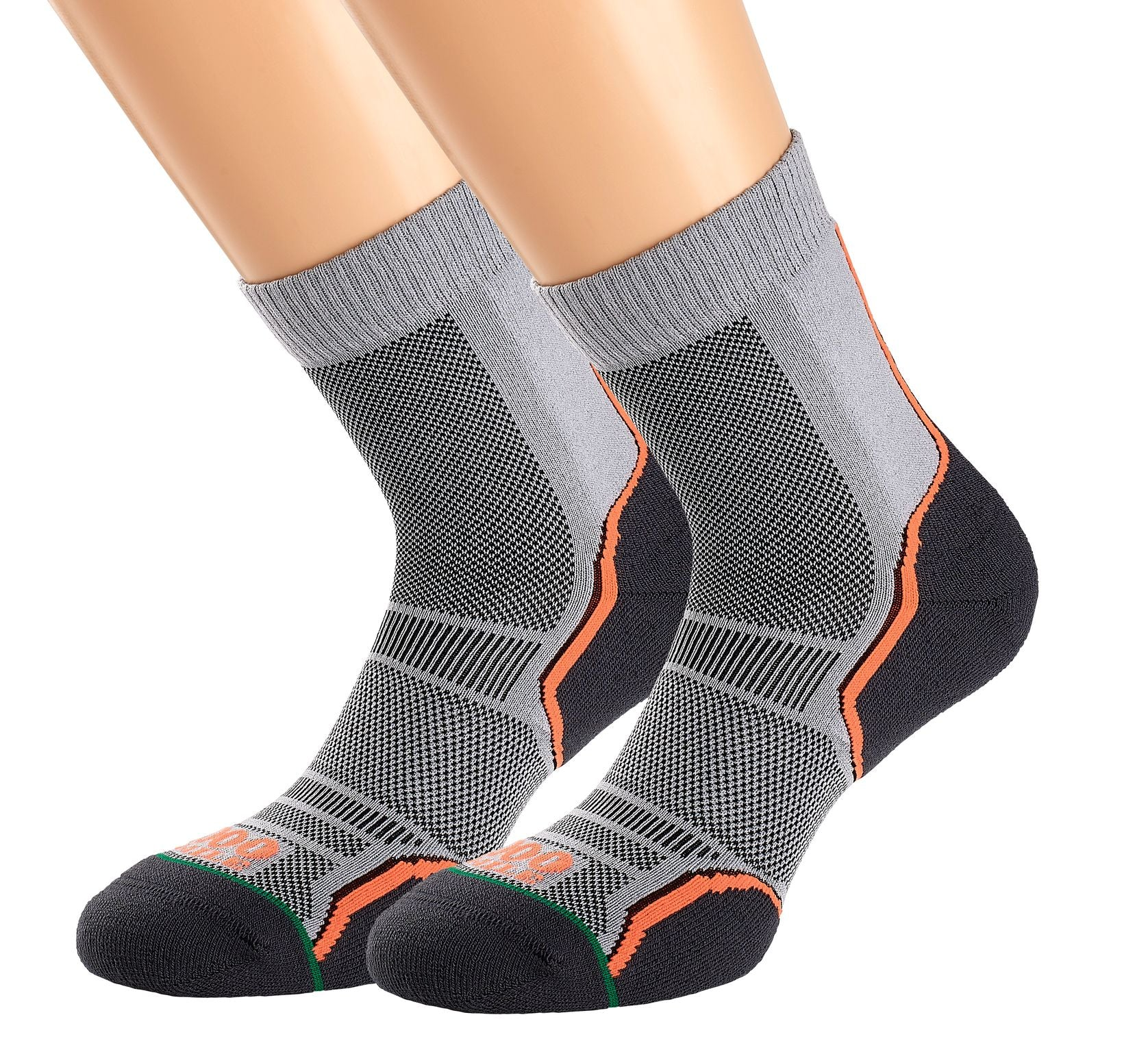 Women's Trail Single Layer Sock Twin Pack