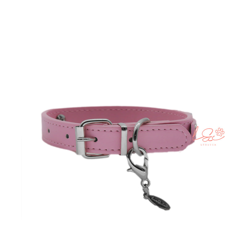 PINK PERSONALIZED COLLAR