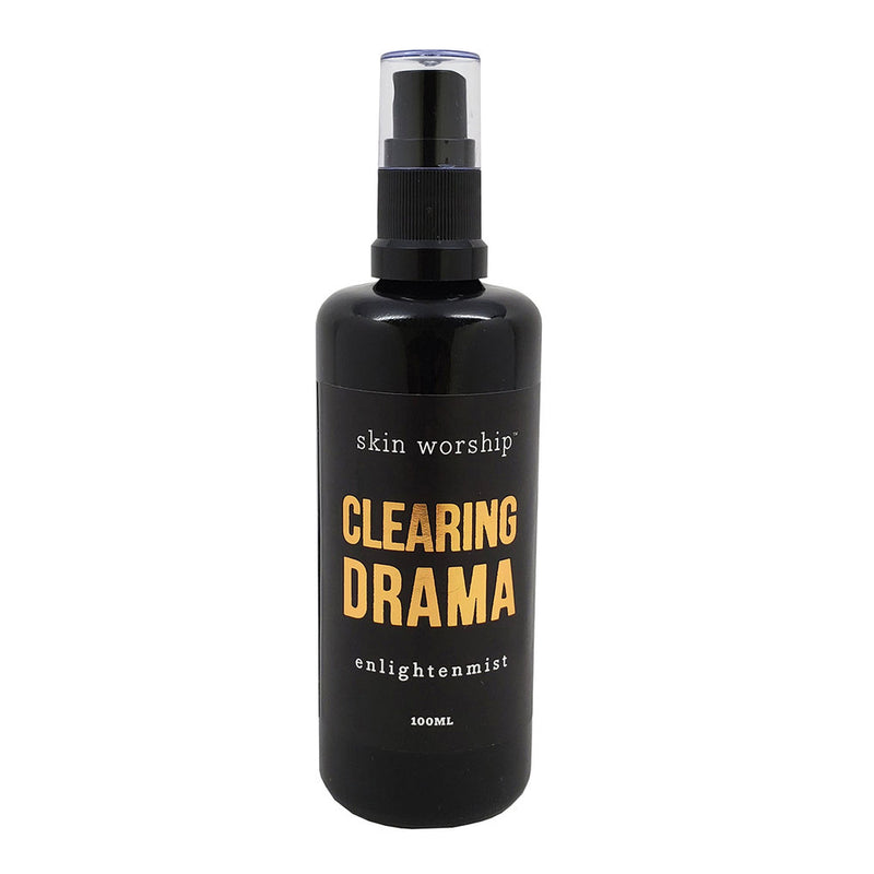 Skin Worship Clearing Drama Enlightenmist product - healing and energizing mist