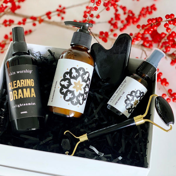 Skin Worship Gift Set product - Self Care Set