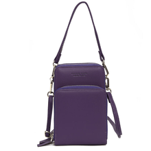 Load image into Gallery viewer, 2020 New Cell Phone Crossbody Bag for Women 1688 Purple