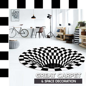 3D Creative Visual Floor Mat 1688