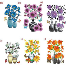 Load image into Gallery viewer, 3D Waterproof Rose Wall Sticker 1688 6-12 Mega Bundle (6 PCS)
