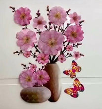 Load image into Gallery viewer, 3D Waterproof Rose Wall Sticker 1688