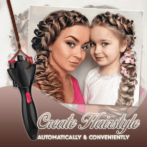 5-Seconds Automatic DIY Hair Braider 1688