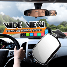 Load image into Gallery viewer, Adjustable Car Seat Auxiliary Mirror 1688