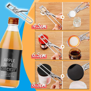 Adjustable Multifunctional Stainless Steel Opener 1688