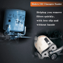 Load image into Gallery viewer, Adjustable Oil Filter Removal Wrench Tool - CHANGE OIL LIKE A PRO 1688