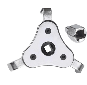 Adjustable Oil Filter Removal Wrench Tool - CHANGE OIL LIKE A PRO 1688