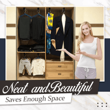Load image into Gallery viewer, Advanced Wardrobe Pull Out Clothes Rail 1688