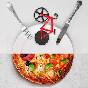 Bicycle Pizza Cutter 1668