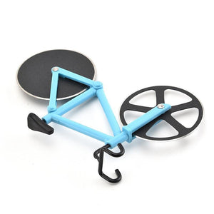 Bicycle Pizza Cutter 1668 Blue