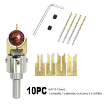 Load image into Gallery viewer, Buddha Beads Drilling Kit 1688 Set of 10pcs Tool