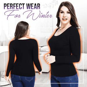 Built-in Padded Long Sleeve T-Shirt 1688