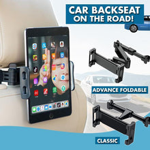 Load image into Gallery viewer, Car Backseat Phone Holder 1688 Classic Style Black
