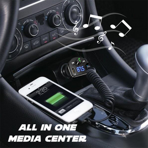 Car Bluetooth to FM Transmitter Music Player 1688