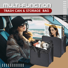 Load image into Gallery viewer, Car Folding Sturdy Trash Can 1688