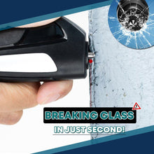 Load image into Gallery viewer, Car Glass Breaker and Seat Belt Cutter 1688