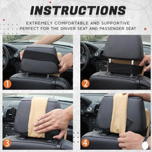 Load image into Gallery viewer, Car Seat Headrest Neck Rest Cushion 1668