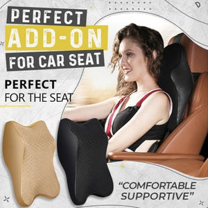 Car Seat Headrest Neck Rest Cushion 1668