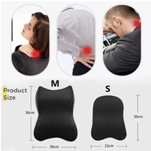 Load image into Gallery viewer, Car Seat Headrest Neck Rest Cushion 1668 S Beige 2pcs(20%OFF)