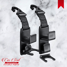 Load image into Gallery viewer, Car Seat Multi-Functional Double Hooks 1688