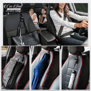 Car Seat Multi-Functional Double Hooks 1688