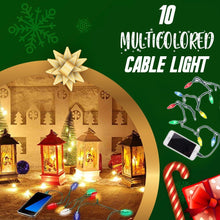 Load image into Gallery viewer, Christmas Lights Phone Charging Cable 1688
