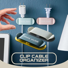 Load image into Gallery viewer, Clip Cable Organizer 1688 Pink 4PCS (Single Color)
