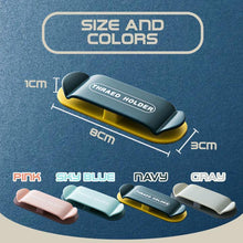 Load image into Gallery viewer, Clip Cable Organizer 1688 Sky Blue 4PCS (Single Color)