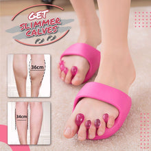 Load image into Gallery viewer, Contour Enhancing Half Palm Massage Slippers 1688