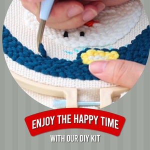 DIY Punch Needle Kit 1688