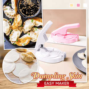 Dumpling Skin Easy Maker 1688 White