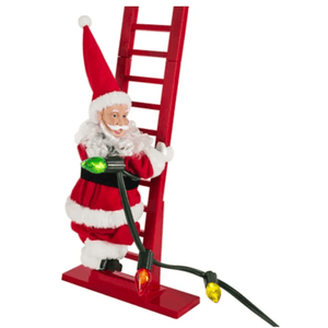Electric Climbing Santa Limited Edition 1668
