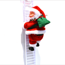 Load image into Gallery viewer, Electric Climbing Santa Limited Edition 1668 White Lander