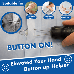 Elevated Your Hand Button up Helper 1688