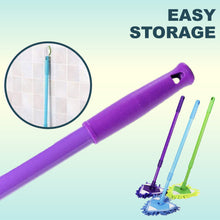 Load image into Gallery viewer, Extendable Triangle Microfiber Mop 1688