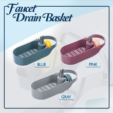Load image into Gallery viewer, Faucet Drain Basket 1688 Gray