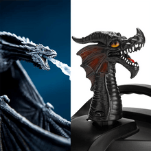 Load image into Gallery viewer, Fire-breathing Dragon Steam Release Accessory 1668 Black
