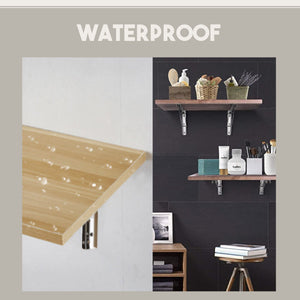 Foldable Wall Shelf Bracket 1688
