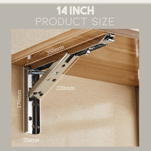 Load image into Gallery viewer, Foldable Wall Shelf Bracket 1688