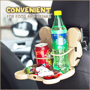 Folding Car Back Seat Dining Table 1688