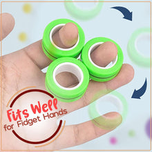 Load image into Gallery viewer, Funny Finger Magnetic Rings 1688