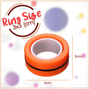 Funny Finger Magnetic Rings 1688