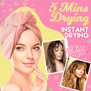 Instant Drying Hair Hat 1688