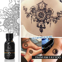 Load image into Gallery viewer, Jagua Fruit Based Semi Permanent Tattoo Gel Set 1688