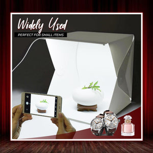 LED Studio Mini Photography Light Box 1688