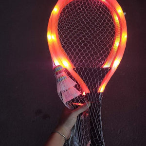 Luminous Badminton Racket 1688